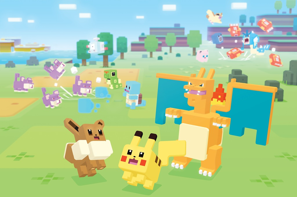 Pokemon Quest Nuevo Arpg Gratuito Para Switch Y Moviles Meristation