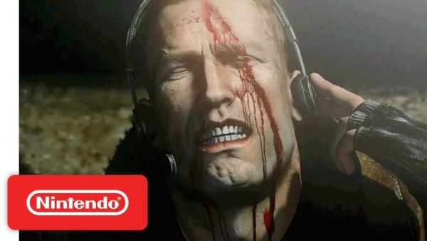 Así se ve Wolfenstein II en su version final de Switch