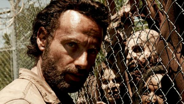 Andrew Lincoln, Rick en The Walking Dead, deja la serie