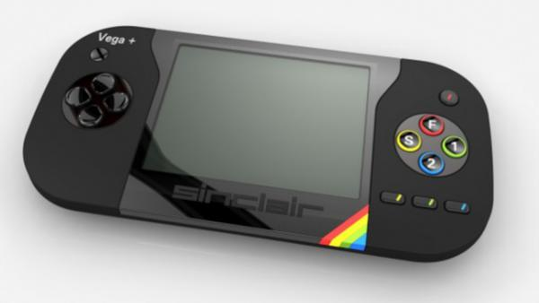ZX Spectrum Vega, la portátil financiada en Indiegogo, sale en junio