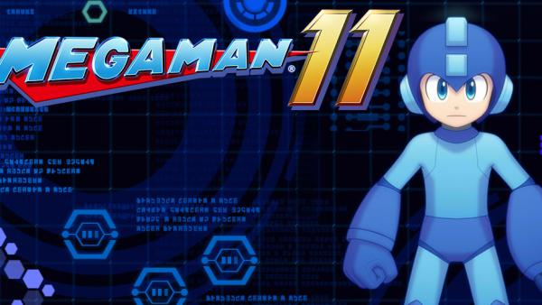 Mega Man 11, solo en digital en Europa para Switch