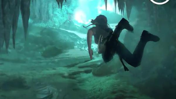 Así será el buceo en Shadow of the Tomb Raider