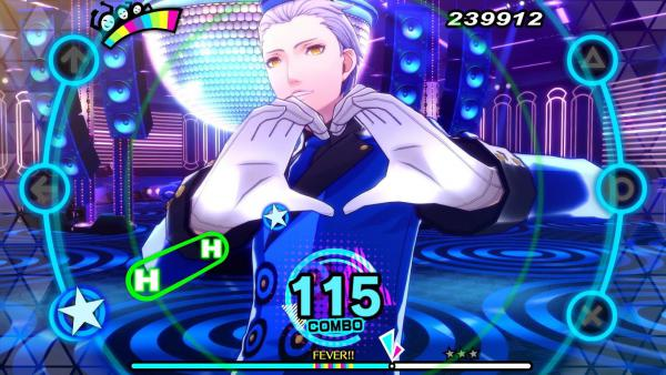 Persona 3 y 5: Dancing llegarán a Occidente en 2019