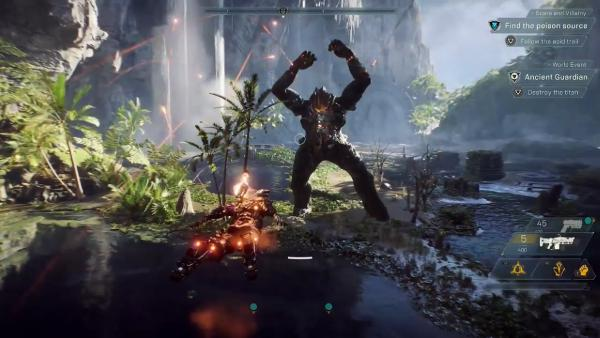 Anthem saldrá en PC, PS4 y Xbox One el 22 de febrero