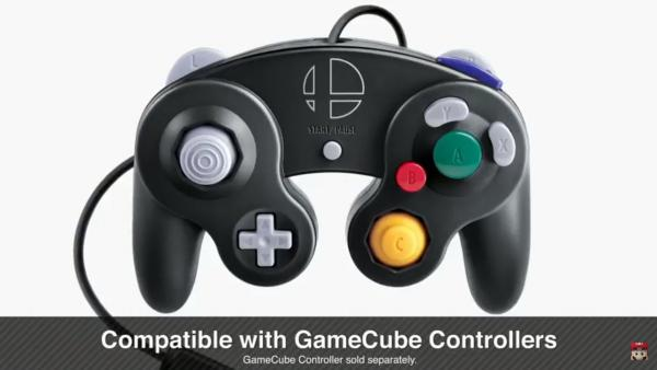 Oficial: El mando de GameCube, compatible con Nintendo Switch
