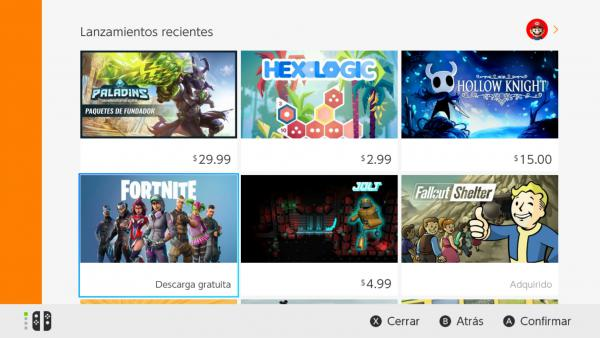 Como Descargar Fortnite Battle Royale En Nintendo Switch Meristation