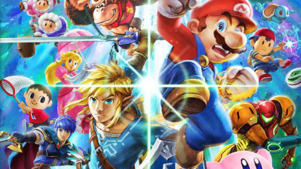 Super Smash Bros. Ultimate: resolución y tasa de FPS