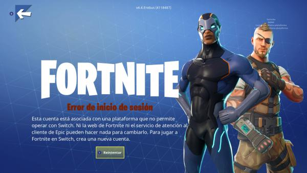 Sony sigue bloqueando el crossplay en Fortnite