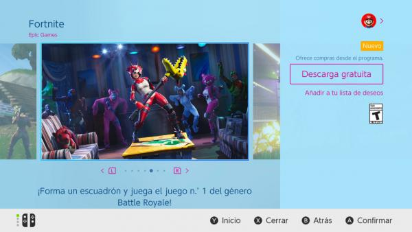 Comparativa Grafica Fortnite Ps4 Vs Ps4 Pro Vs Switch Meristation