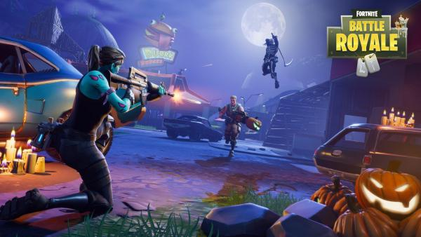 Fortnite Battle Royale: Temporada 4: Desafíos Semana 7