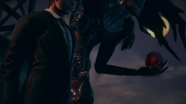 Jump Force adelanta en vídeo a Kira y Ryuk de Death Note