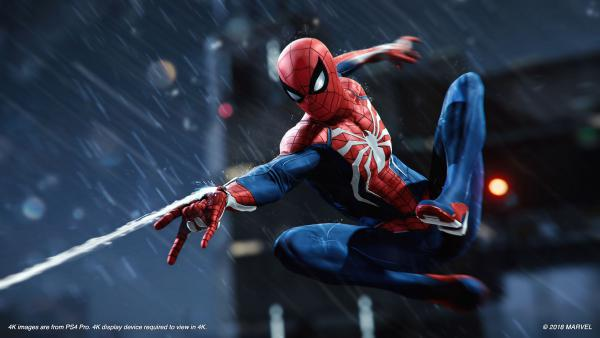 Spider-Man se muestra en una hora de intenso gameplay