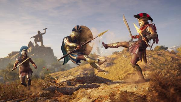 Assassin's Creed Odyssey: más RPG que nunca
