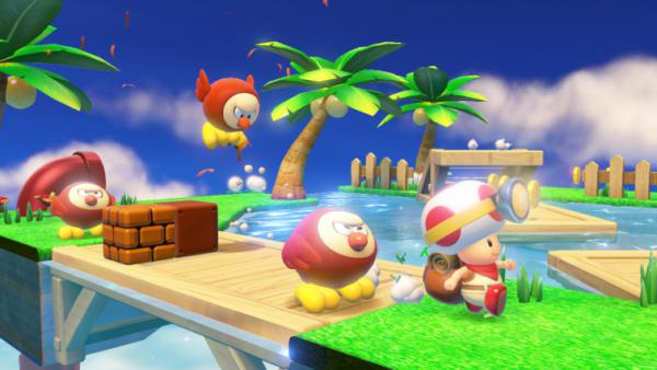 Captain Toad: Treasure Tracker ya tiene demo disponible