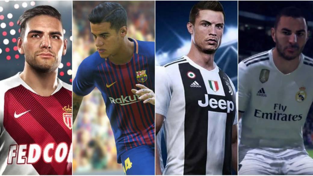 FIFA 19 y PES 2019  ¿qué licencias tiene cada juego  - MeriStation b40547916c023