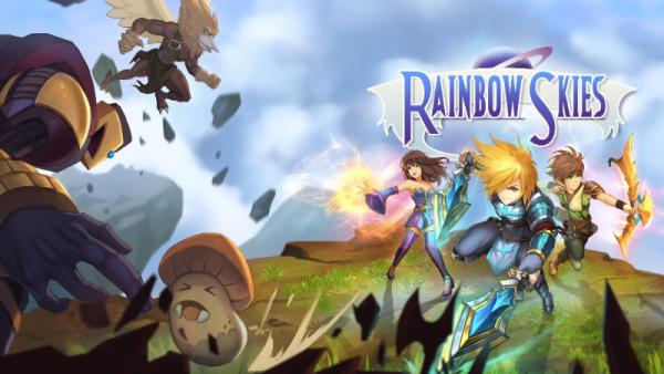 El RPG Rainbow Skies llega a PlayStation 4 con cross buy