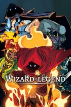 Carátula de Wizard of Legend