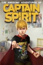 Carátula de The Awesome Adventures of Captain Spirit