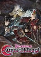 Carátula de Bloodstained: Curse of the Moon
