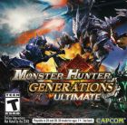 Carátula de Monster Hunter Generations Ultimate