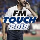 Carátula de Football Manager Touch 2018