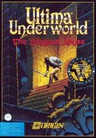 Carátula de Ultima Underworld: The Stygian Abyss