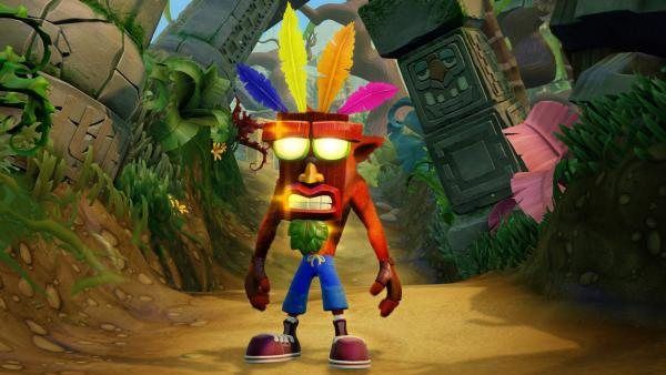 Crash Bandicoot N. Sane Trilogy, Análisis para Nintendo Switch