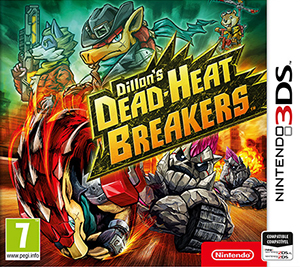 Carátula de Dillon's Dead-Heat Breakers