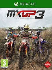 Carátula de MXGP3 - The Official Motocross Videogame