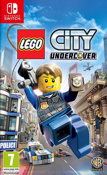 Analisis De Lego City Undercover Videojuegos Meristation