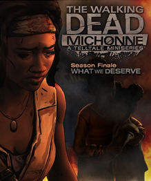 Carátula de The Walking Dead: Michonne - Episode 3: What We Deserve