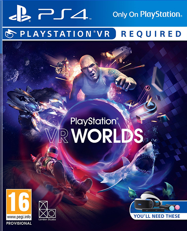 Analisis De Playstation Vr Worlds Videojuegos Meristation