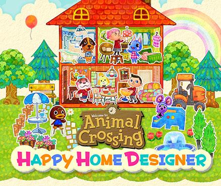 Analisis De Animal Crossing Happy Home Designer Videojuegos