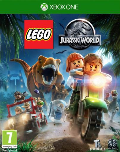 Lego Jurassic World Videojuegos Meristation