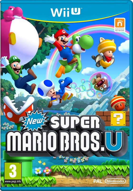 New Super Mario Bros U Videojuegos Meristation