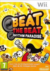 Carátula de Beat the Beat: Rhythm Paradise