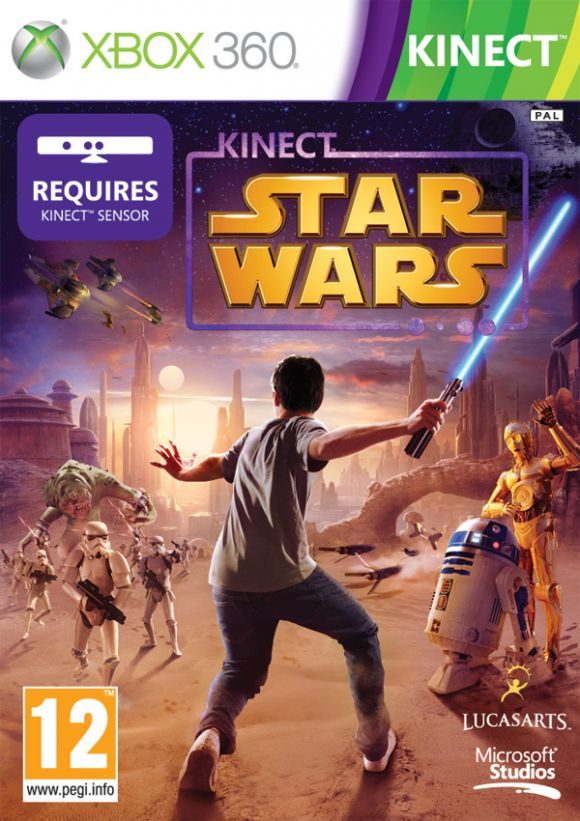 Analisis De Kinect Star Wars Videojuegos Meristation