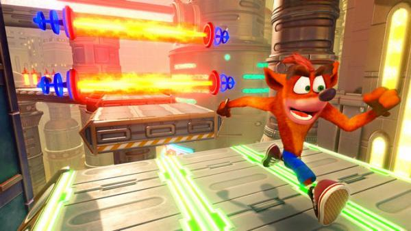 Crash Bandicoot en Switch: resolución y FPS en TV y portátil