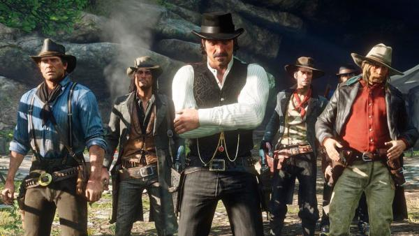 Take-Two no confía repetir el éxito de GTA V con Red Dead Redemption 2
