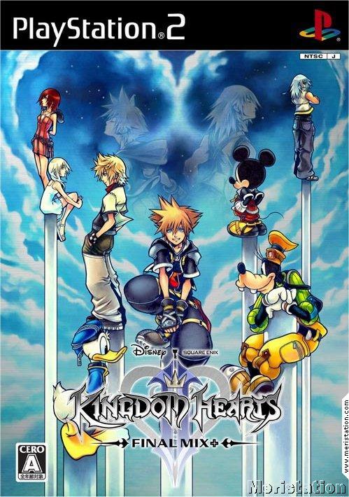 Kingdom Hearts Ii Final Mix Videojuegos Meristation