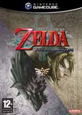 Carátula de The Legend of Zelda: Twilight Princess