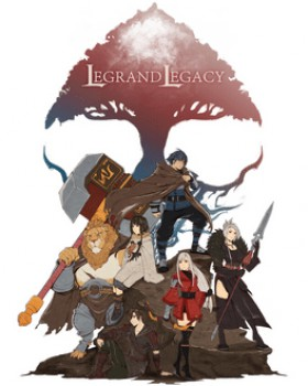Carátula de Legrand Legacy: Tale of the Fatebounds