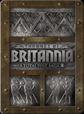 Carátula de A Total War Saga: Thrones of Britannia