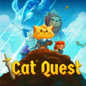 Carátula de Cat Quest