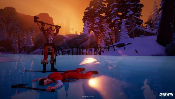 El battle royale Darwin Project ya es gratis en Xbox One