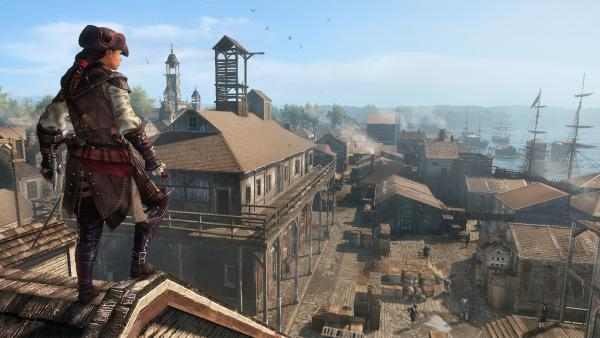 Assassin's Creed Liberation HD se hace retrocompatible en Xbox One