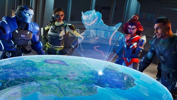 Fortnite Battle Royale: Temporada 4 Desafíos Semana 10