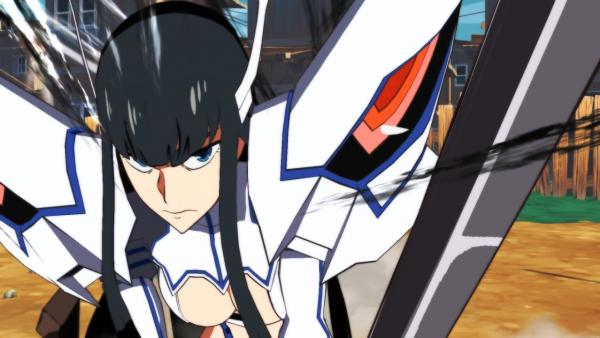 Kill la Kill The Game: IF primer tráiler y consolas confirmadas