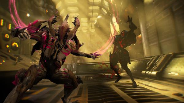 Warframe llegará a Nintendo Switch