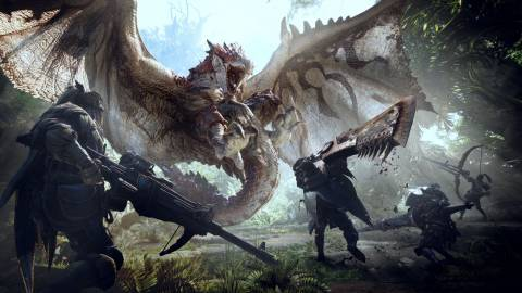 Monster Hunter: World para PC llega a Steam en agosto
